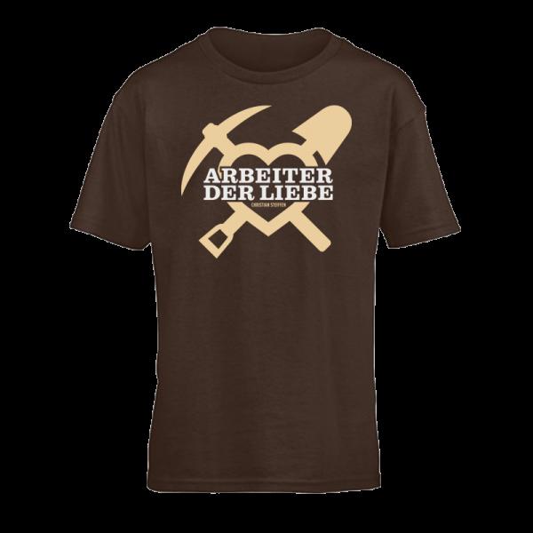 T-Shirt - Arbeiter der Liebe