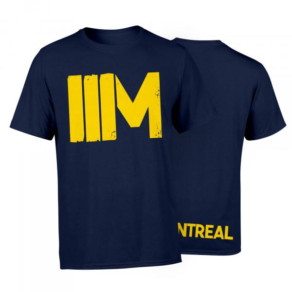 T-Shirt - IIM, navy