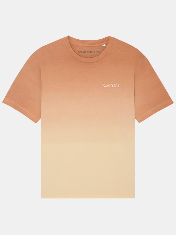 F**ck You Dip Dye Unisex Shirt Limited Edition