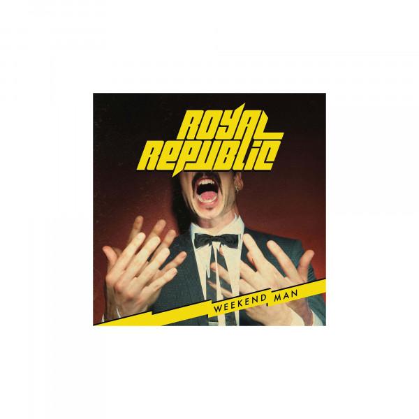 CD - Weekend Man (Jewelcase)