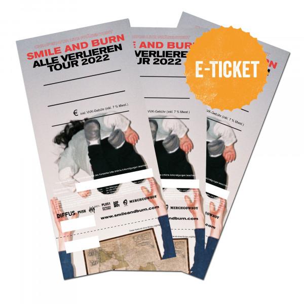 Print@Home Ticket - Nürnberg 04.03.2022 (16.06.2021)