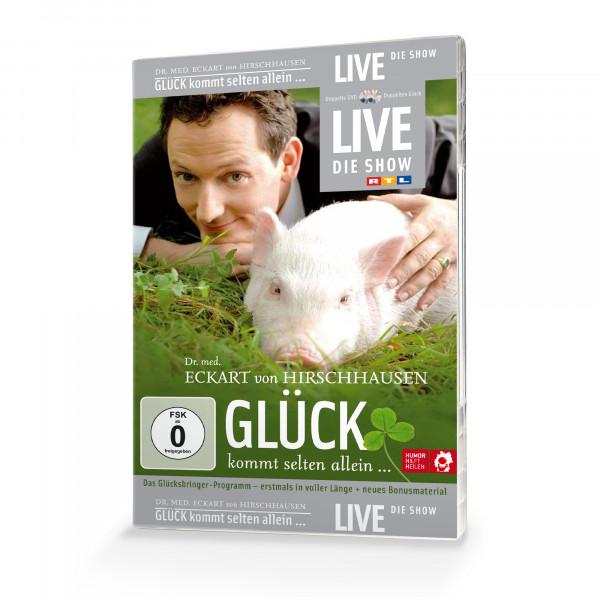 DVD - Glück kommt selten allein...