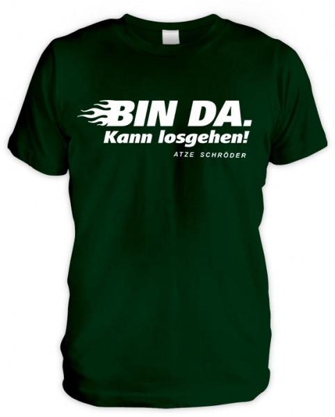 T-Shirt - Bin Da