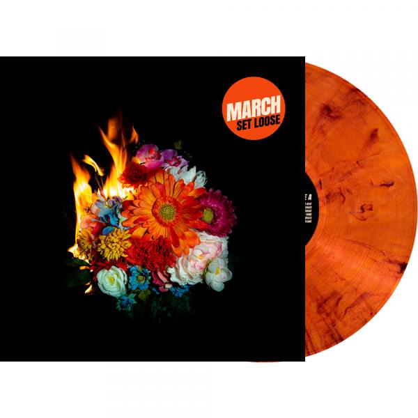 """MARCH - Set Loose (LP 12"""" LTD EDITION)"""