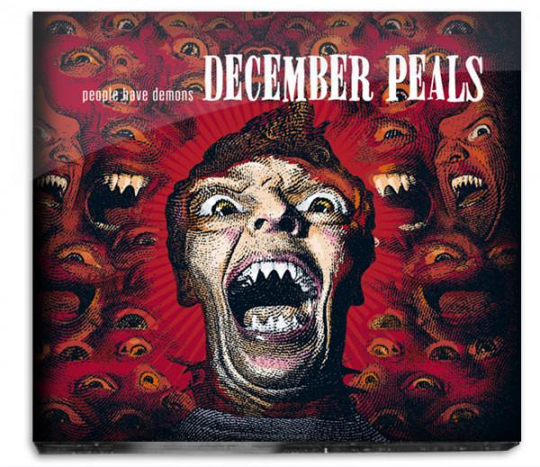 Peals CD - People Have Demons, 2010 (December Peals)