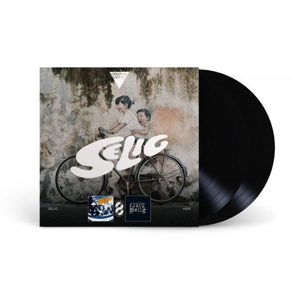 Doppel-LP - Selig + Hier (Original Vinyl Classics)