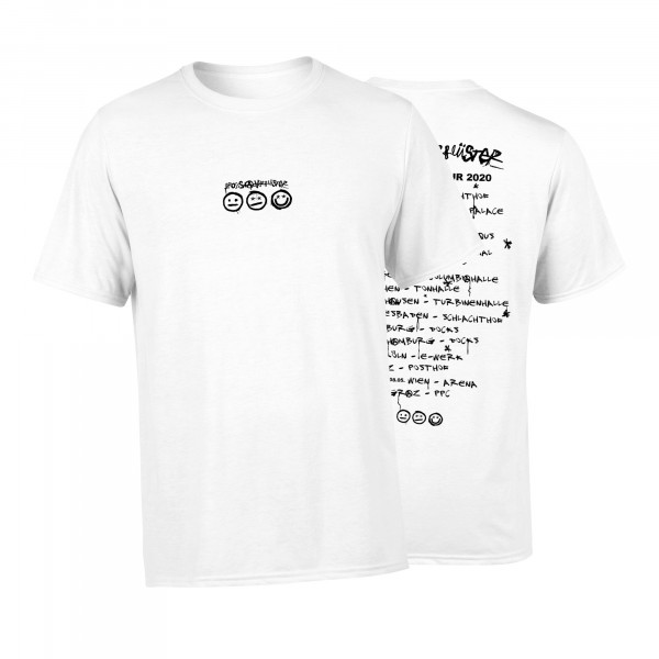 Unisex - T-Shirt - Tour 2020