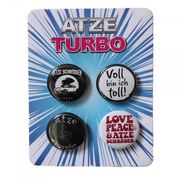 Button Set - Turbo