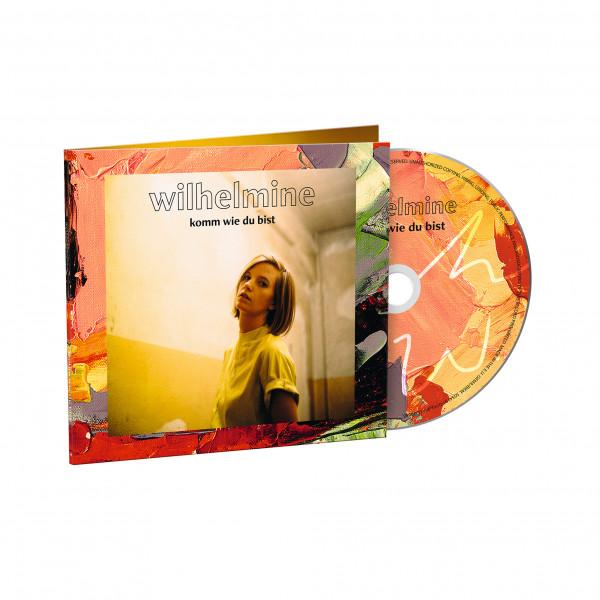 Wilhelmine EP CD - Komm wie du bist