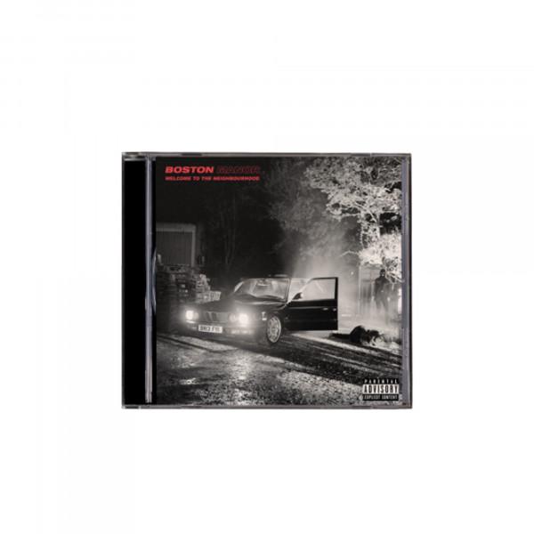 Boston Manor - Welcome To The Neighbourhood (CD)