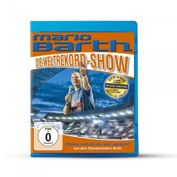 Blu Ray - Weltrekord 2008