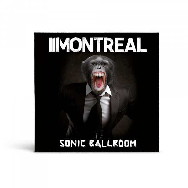 CD - Sonic Ballroom, 2014