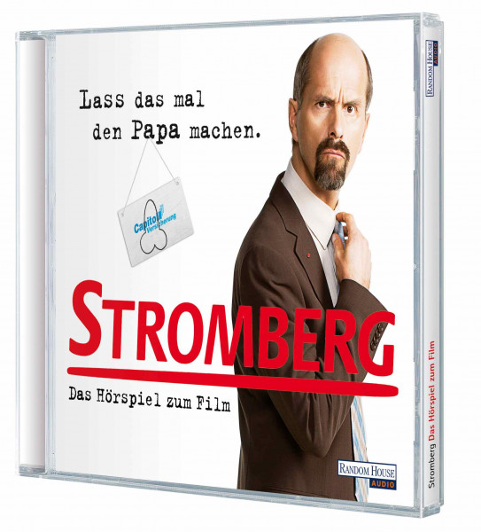 Stromberg - CD - Hörspiel zum Kinofilm