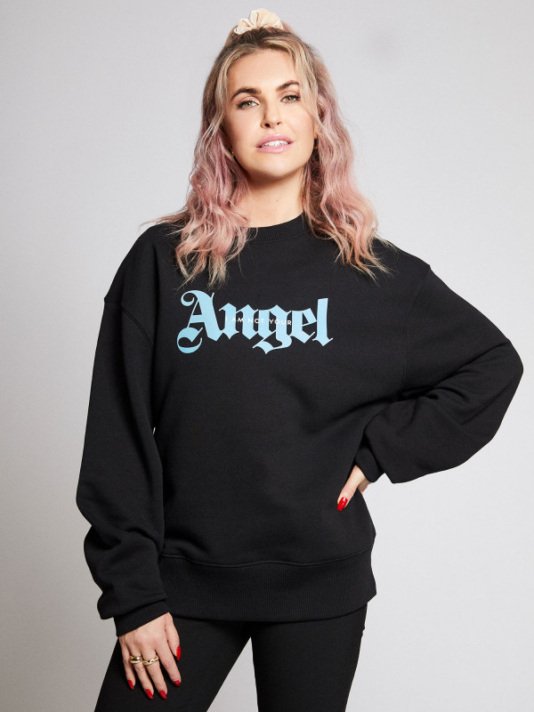 Not Your Angel Unisex Sweater