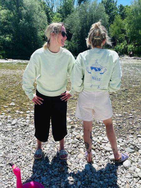 GRL PCK - Sparkling Vibes Sweatshirt
