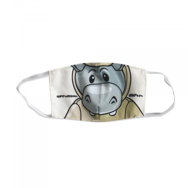 Mund-Nasen-Maske - Hipporhino