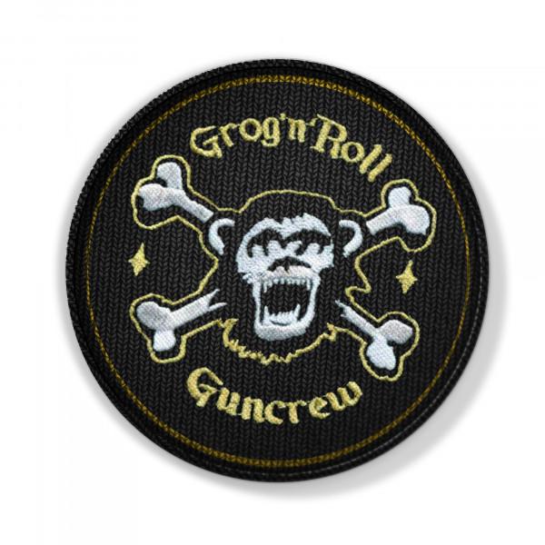 Aufnäher - Grog'n'Roll Guncrew