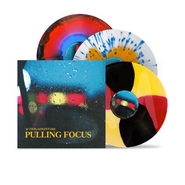 Action/Adventure - Pulling Focus (LP)