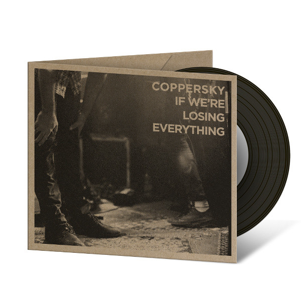 Coppersky - If We're Losing Everything (CD)