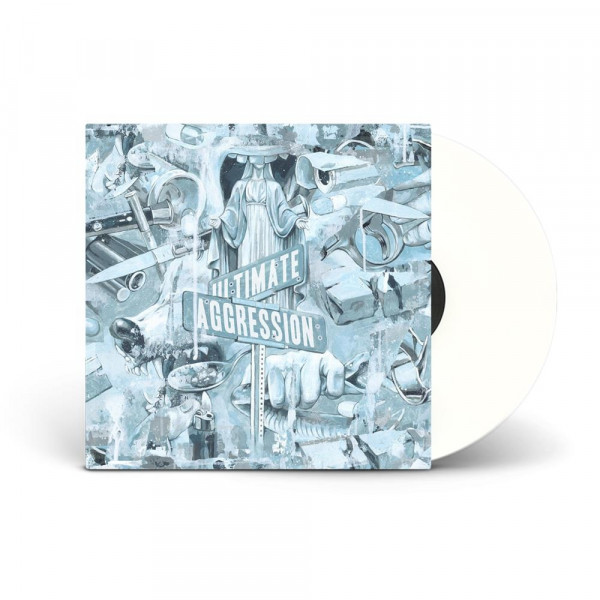"""Year Of The Knife - Ultimate Aggression (LP 12"""")"""