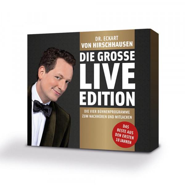 CD-Box - Die grosse Live Edition