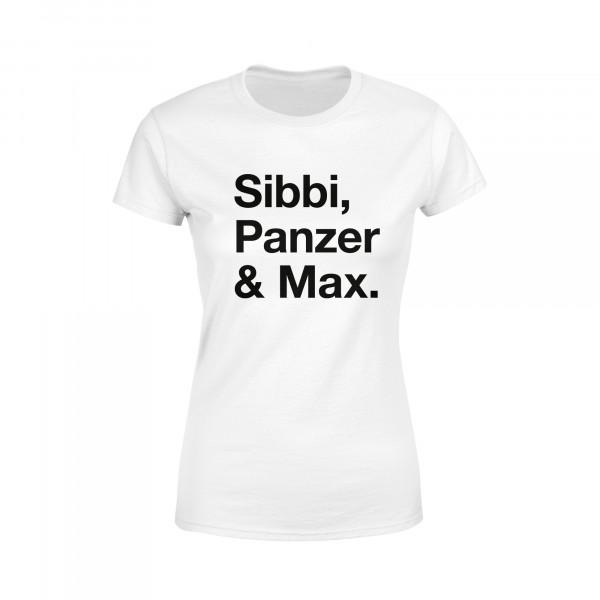 Girlie - Sibbi, Panzer & Max