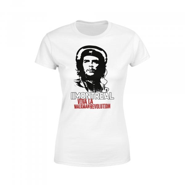 Girlie - Viva La Walkmanrevolution, weiss