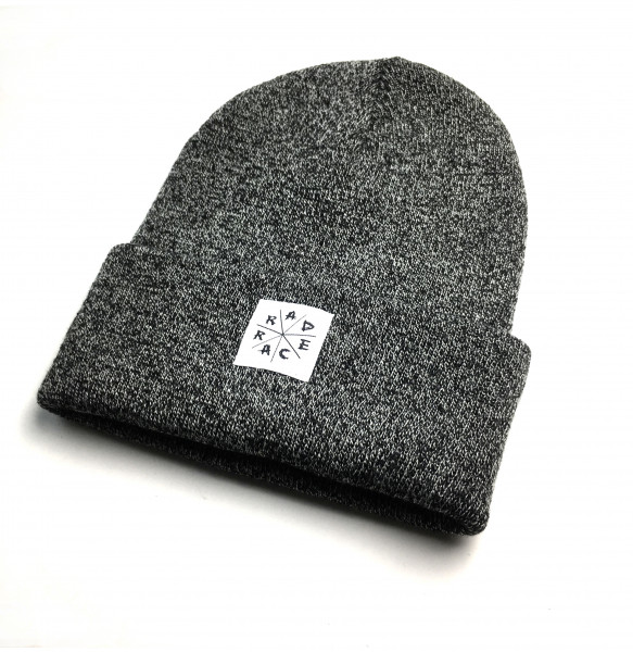 RAD RACE Beanie - White Patched