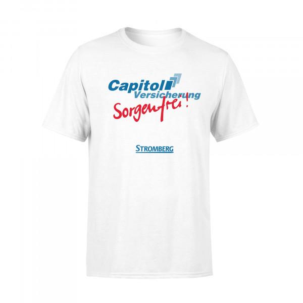 Stromberg - T-Shirt - Capitol Sorgenfrei
