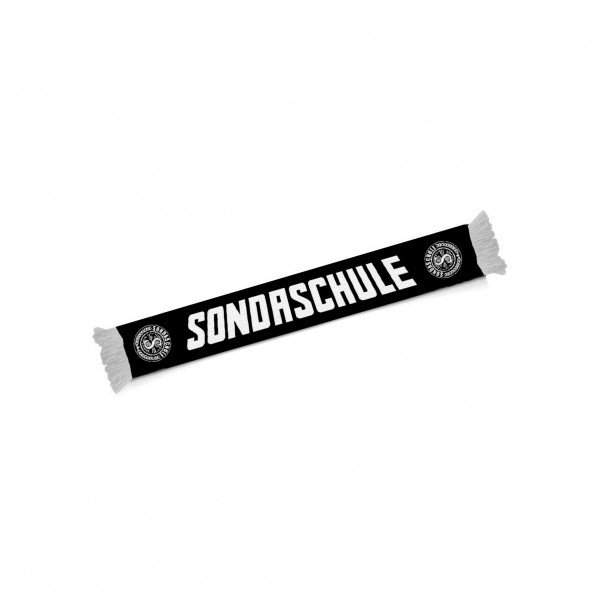 Strickschal - Sondaschule