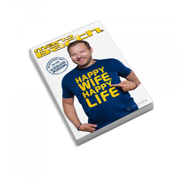 Buch - Happy Wife, Happy Life