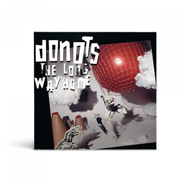 Donots CD - The Long Way Home (2010)