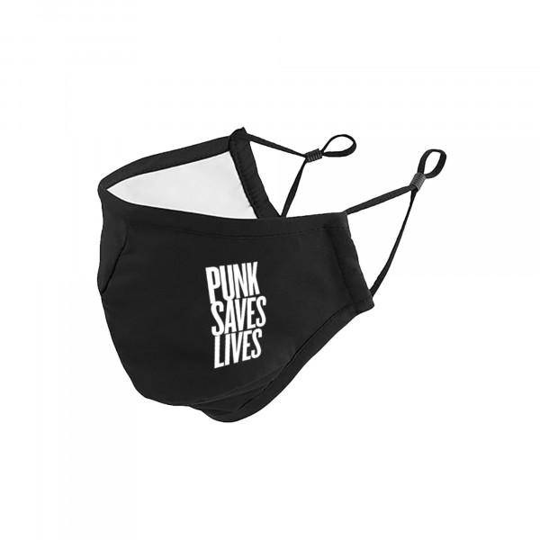 Donots Gesichtsmaske - Punk Saves Lives