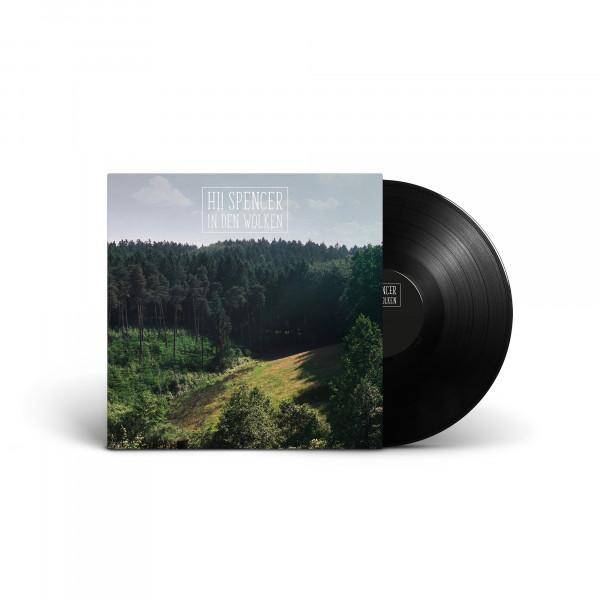 """Hi! Spencer - In Den Wolken (12"""" Vinyl EP)"""