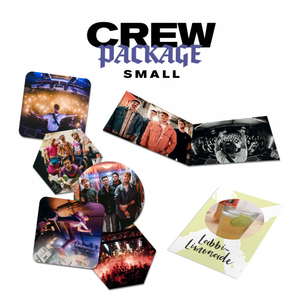 Flash Forward - Crew Package SMALL