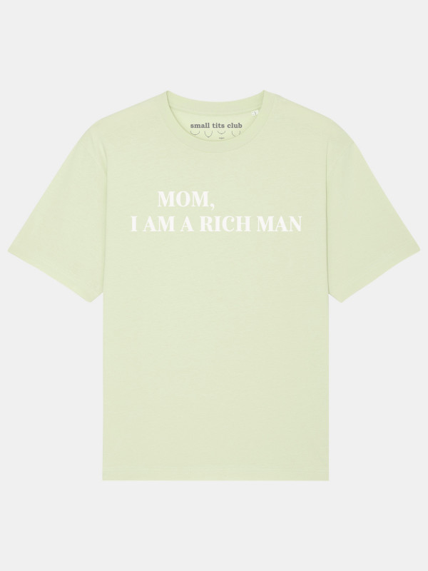 I Am A Rich Man Unisex Summer Edition Shirt