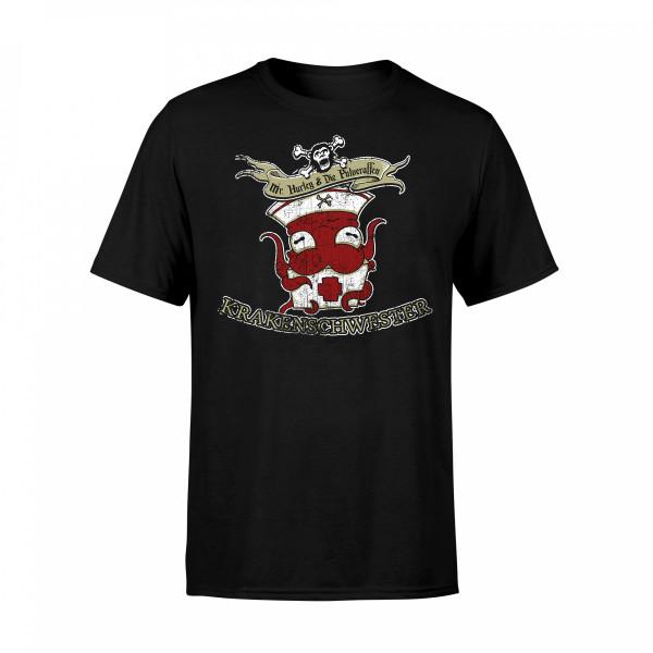 T-Shirt - Unisex - Krakenschwester