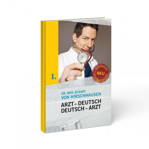 Buch - Arzt-Deutsch / Deutsch-Arzt