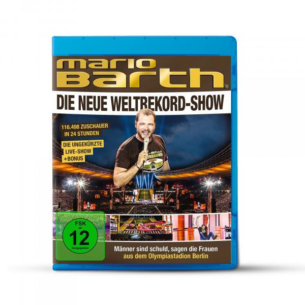 Blu Ray - Weltrekord Show 2014