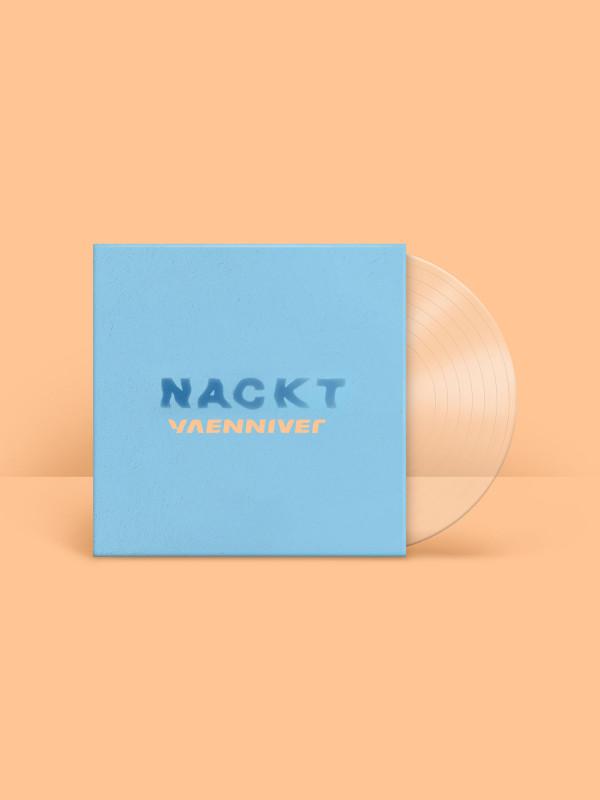 Nackt (LP - Ltd. Edition)