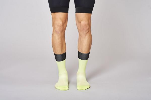 Fingerscrossed Socks - Blocks