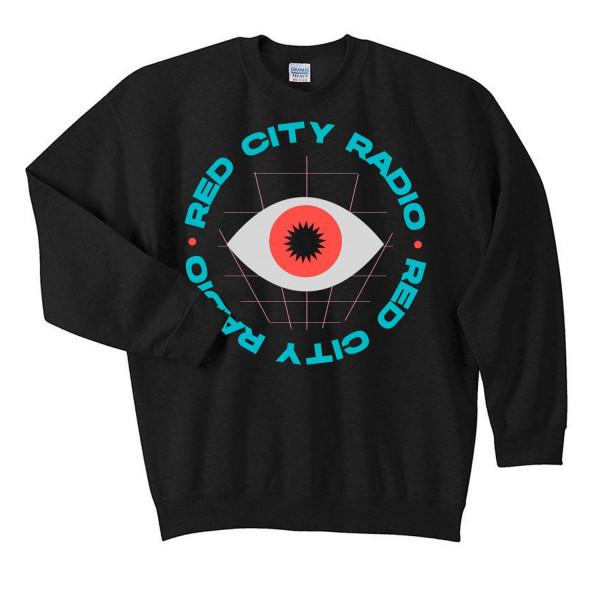 Red City Radio - Crewneck - Eye
