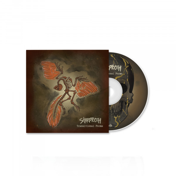 Sharptooth - Transitional Forms (CD)