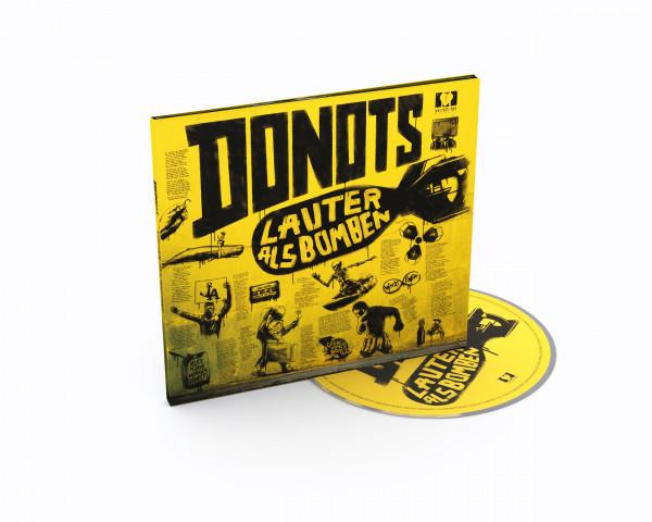 Donots CD - Lauter Als Bomben (2018)