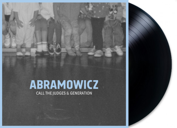 """Abramowicz - Call The Judges & Generation (LP 12"""")"""
