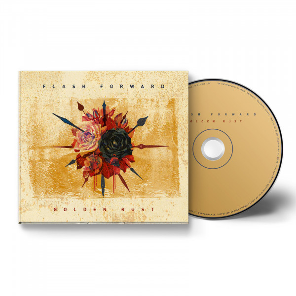 Flash Forward - Golden Rust (CD)