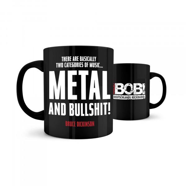 """RADIO BOB! - Tasse """"Bullshit"""""""