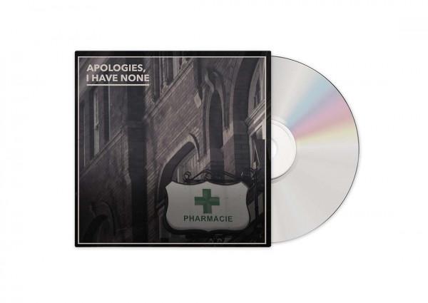Apologies I Have None - Pharmacie (CD)