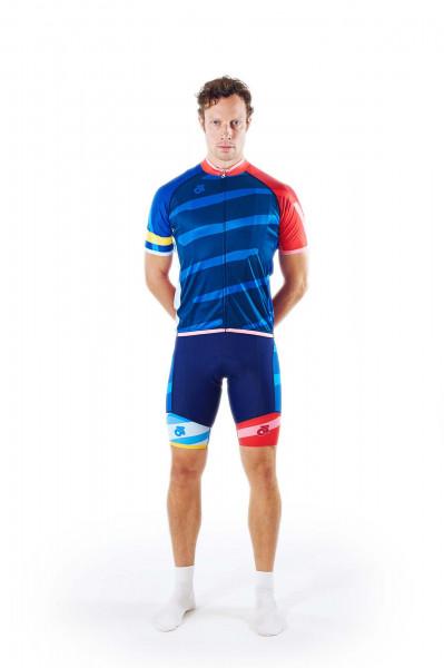 Rad Race Summer Boys BIB Shorts