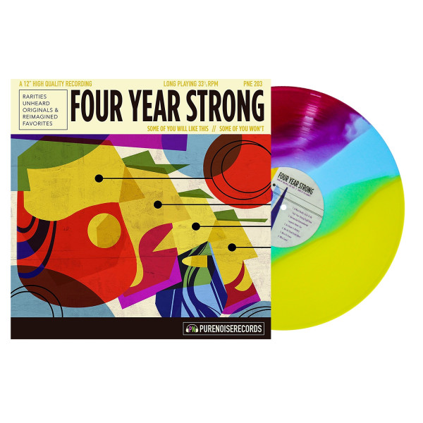 """Four Year Strong - Some Of You Will Like This, Some Of You Won't (LP 12"""")"""